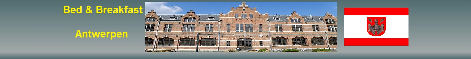 wrapper bed & breakfast antwerpen