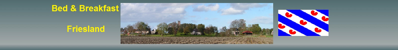 wrapper bed & breakfast friesland