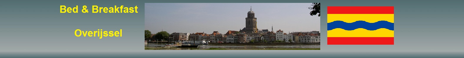 wrapper bed & breakfast overijssel