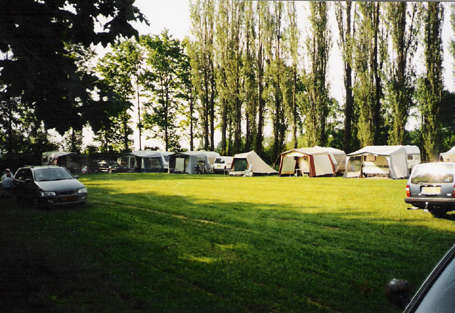 camping nachtegaal